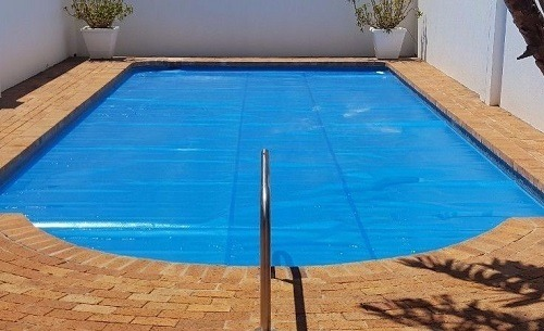 Cover On The Pool