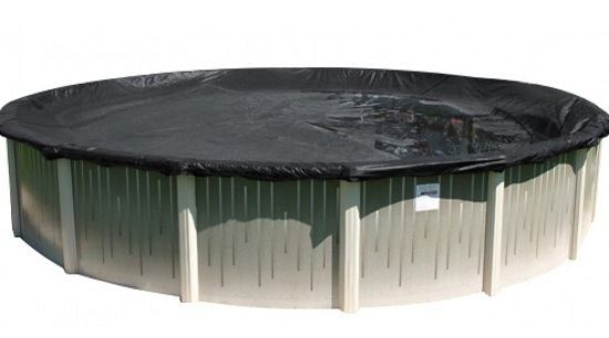 The Buffalo Bizzard Deluxe Winter Pool Cover